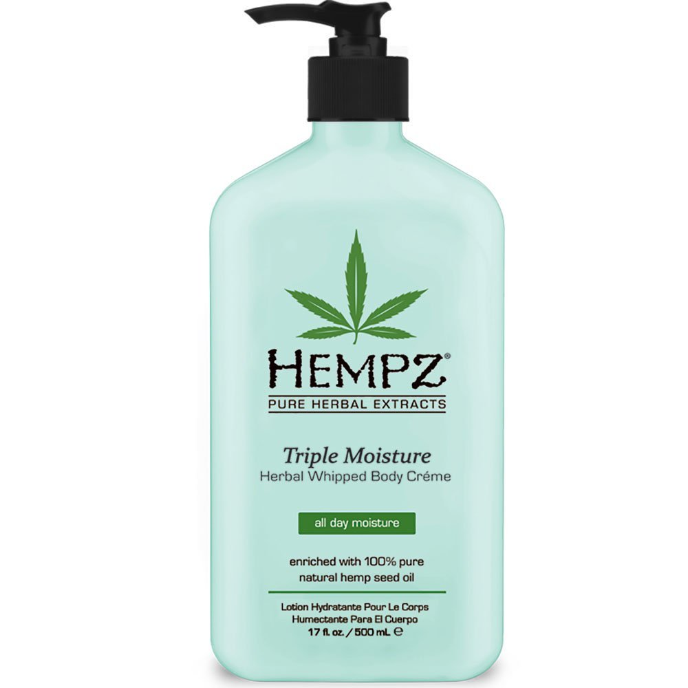 Hempz Triple Moisture Herbal Body Moisturiser
