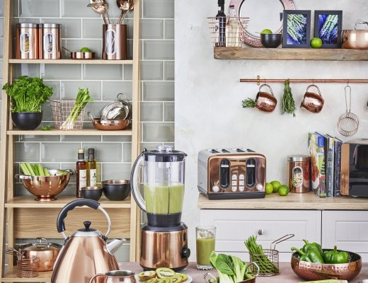 Copper Kitchen Collection 1