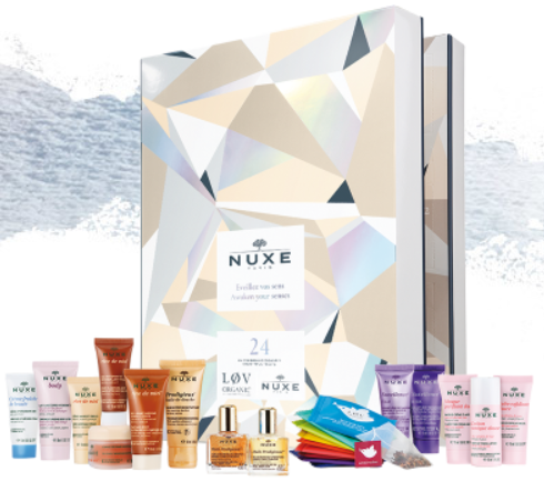 Nuxe Advent Calender 1