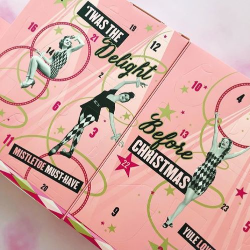 Soap & Glory Advent Calender 1 resize