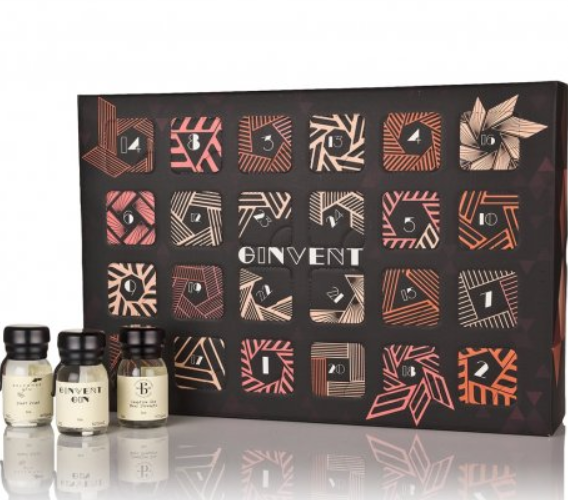 Ginvent advent calendar 2